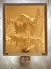 Lithophane Night Light - Half Dome  - Nature- Yosemite