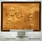 Lithophane Night Light - Mt. Rushmore  - Fine Porcelain