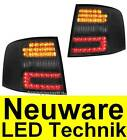 Klarglas LED R�ckleuchten Audi A6 Avant 4B schwarz ds LED Blinker links rechts