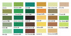 Berisfords Double Satin 7mm x 3 metres - Choice of Colour - Greens/Golds/Browns