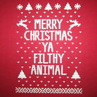 ugly christmas sweater snowman t shirt funny vintage humor contest winner merry