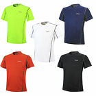 AIRTRACKS FUNKTIONS RUNNING T-SHIRT KURZARM PRO AIR / LAUFSHIRT / SCHWARZ NEON
