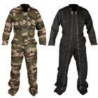 COMBINAISON 2 ZIPS PAINTBALL AIRSOFT MILITAIRE ARMEE CAMOUFLAGE ENTRAINEMENT
