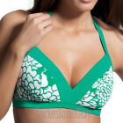 Freya Swimwear Fortune Soft Cup Triangle Bikini Top Apple Sour 3037 Select Size