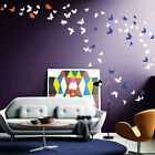 Upto 42 Butterfly Art Wall stickers 21 Colours choice 3 Sizes 2 Different Shape