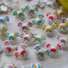 Assorted Doll 17mm Plastic Buttons Sewing Scrapbooking Cardmaking Craft