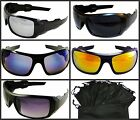 5 Pairs Sport Oak Sunglasses Mens Biker Fishing Golf Whole Sale Bulk Lots Cool