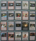 Star Wars CCG Death Star II (2) Rare Cards Part 4/4 (Light Side I-Z)