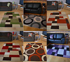New Big Extra Large Small Size Modern Colours Long Hall Runner Rugs Mat Carpets