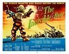 The Invisible Boy Family Movie Reproduction Art Print A4 A3 A2 A1