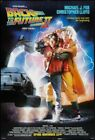 Back To The Future Part II Poster 01 Reproduction Art Print A4 A3 A2 A1