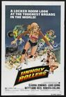 UNHOLY ROLLERS 01 VINTAGE B-MOVIE REPRODUCTION ART PRINT A4 A3 A2 A1