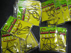 Mister Twister Keeper Fishing Hooks For Plastic Baits & Worms 2/0 3/0 4/0 5/0