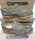 "Anatomic & CO Gents Luxury Suede Ocre Leather Shoes ""DELTA"""