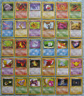 Pokemon TCG 1st Edition Team Rocket Cards [Part 2/3 Uncommon & Common ed]