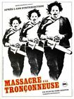 TEXAS CHAINSAW MASSACRE 05 B-MOVIE REPRODUCTION ART PRINT A4 A3 A2 A1