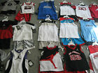 Air Jordan Boys 2 Piece Shirt/Short Sets, All Sizes &Colors,Polyester/cotton,NWT
