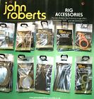 John Roberts Rig Accessories feeder booms, flexi rig tubes, helicopter rig etc