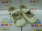"Clarks Toddler Girls First Leather  Shoe ""LITTLE CANDY""  ""F"" - Fitting"