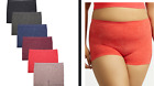 Women's Micro Seamless Stretch Booty Boy Shorts Workout ONE Size Lot #Z18636