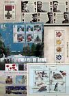 GB 2006 - 2011 Mini / Miniature Sheets  ( Multiple Listing ) mint /  mnh