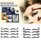 Eyeliner Eyeline Decoration Eyes Makeup Instant Strips Stickers 4 Sets