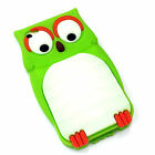 New 3D Cute Owl Soft Silicone Back Case Cover for Apple iPhone 4 4S
