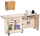 Sylvia Design Model 810 Sewing Cabinet