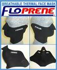 Floprene Face Mask Black Outdoor Activity Sport Protection Thermal Head Wear New