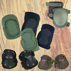 VIPER KNEE ELBOW PADS NEOPRENE TACTICAL SPECIAL OPS HARD SHELL PAINTBALL