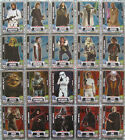 Star Wars Force Attax Choose One Movie 2 Star Card (Part 9/11, #193 - 212)
