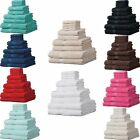 Linens Limited Luxor 600gsm Egyptian Cotton 10 Piece Towel Bale