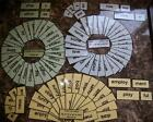 Phase 6 Suffixes, Complete set 90 words & 17 suffixes included, Letters & Sounds