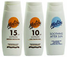 Malibu Sun Tan Lotion SPF10, SPF15/After Sun Lotion UVA 3 Stars Protection 200ml