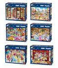 King Disney Disneyland 1000 piece Jigsaw Puzzles assorted Designs New Boxed
