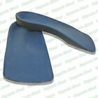 3/4 length Orthotic Insoles Arch Supports Policeman's Heel Plantar Fasciitis