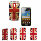 Classic Union Jack Old Flag Dusty Antique Vintage Retro Hard Back Case Cover