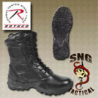 Forced Entry Tactical Deployment Boots w/ Side Zipper 5385
