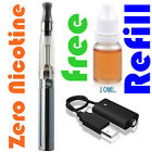 SILVER E Shisha Sheesha Pen Stick Pipe Smoke Vapour + Flavour Oil Liquid Refill