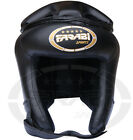 Boxing Head Guard Kick Boxing Head Protection Helmet High Quality Rex Leather