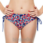 Panache Swimwear Nancy Drawside Bikini Brief/Bottoms Nautical SW0778 Select Size