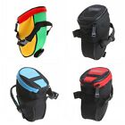 Bicycle Tail Bag/ Saddle Bag Bike Pouch Cycling Seat Bag Balck Blue Red Green