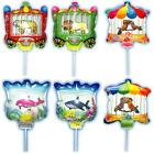 Party Inflatable Balloons, Dancing Balloos Party fillers, hand held balloons