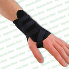 Neoprene Wrist Brace Splint Support RSI Carpal tunnel Arthritis Sprain Strain
