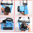 Underwater Waterproof DSLR SLR Camera Bag Housing Case Pouch Dry Bag For