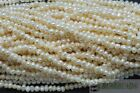 Natural Freshwater White Pearl Round Beads 4mm 6mm 8mm 9mm 10mm 11mm 12mm 15