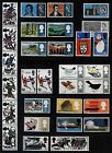 1966 - 1970  Individual Sets & Year Sets. Unmounted Mint.