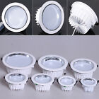 3W ~ 12W Dimmable 120 Flood LED Indoor Recessed Ceiling Downlight Kit 110V 240V