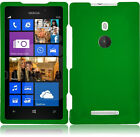 For T-Mobile Nokia Lumia 925 Rubberized HARD Case Snap On Phone Cover Accessory