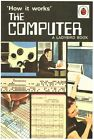 1970's Computer Book Cover Poster A3 / A2 Print